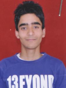 Mukhtar Ahmad Gani B.Tech(CIVIL)