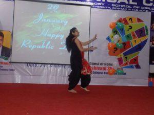 Republic Day Solo Dance