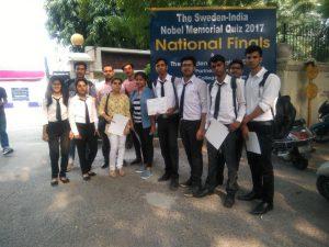 Sweden India Nobel Quiz