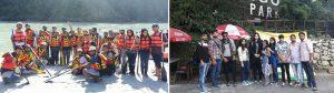 Trip @ Rishikesh & Mussorie