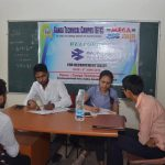 BAJAJ IN MEGA JOB FAIR
