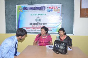 RCE IN MEGA JOB FAIR