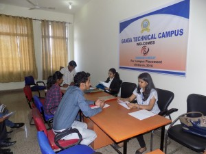 Interview session by SARANSH GROUP