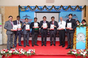 INAUGURATION OF THE PROCEEDINGS BOOKLET OF IDSTM BY THE EXPERTS