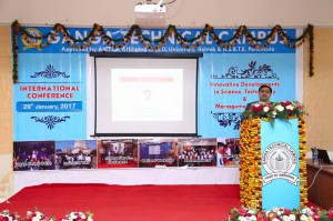INAUGURAL ADDRESS BY DR. O.P SANGWAN