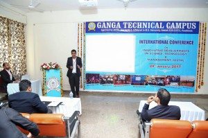 PRESENTATION BY OUR FACULTY