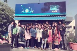 INDUSTRIAL VISIT AT MOTHER DAIRY