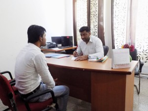 PLACEMENT OF MBA AND BBA STUDENT BYRADHE MADHAVE MARBLES