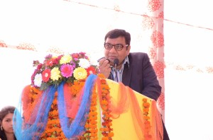 DR.SUSHIL GUPTA,CHAIRMAN GANGA GROUP