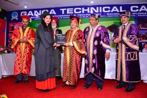 STUDENTS RECEIVED MASTER DEGREE