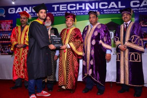STUDENTS RECEIVED BACHELOR DEGREE