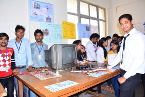 PROJECT OF ELECTRONICS