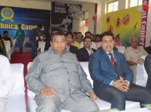 DR.SUSHIL GUPTA,CHAIRMAN GGI