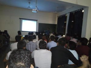 EXPERT LECTURE BY Mr. HITESH (Head HR, Birla soft)