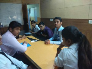 INTERVIEW SESSION FOR ECE 6TH SEM AT ATLANTA SYSTEM