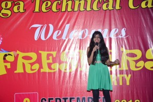 SOLO SINGING EVENT