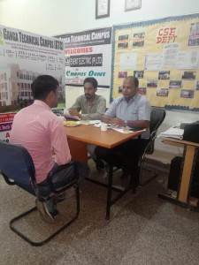 INTERVIEW CONDUCTED BY EVENT ELECTRIC PVT. LTD