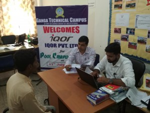 INTERVIEW CONDUCTED BY IQOR PVT. LTD.