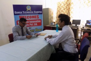 INTERVIEW CONDUCTED BY MAHARANI PAINTS INNOVATIVE PVT. LTD.