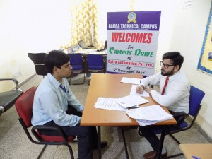 INTERVIEW SESSION OF OPTRA AUTOMATION PVT. LTD. (1)