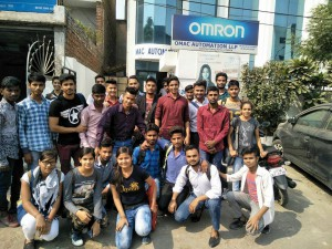 Industrial Visit at Omac Automation LLP