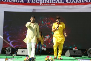 PERFORMANCE BY HARYANVI SINGER