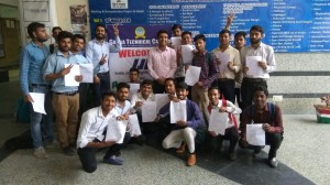 SELECTED STUDENTS IN IJL