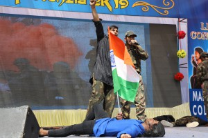 SKIT ON PULWAMA ATTACK