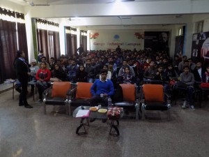 Workshop by IIT Delhi
