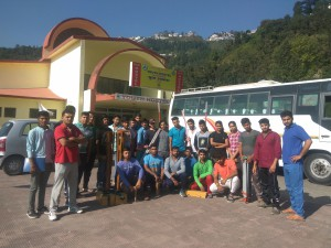 Survey Camp @ Mussorie