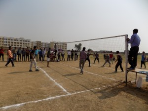 VOLLEY BALL EVENT