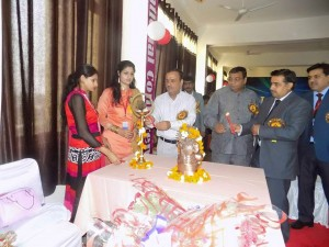 LAMP LIGHTING BY CHIEF GUESTS